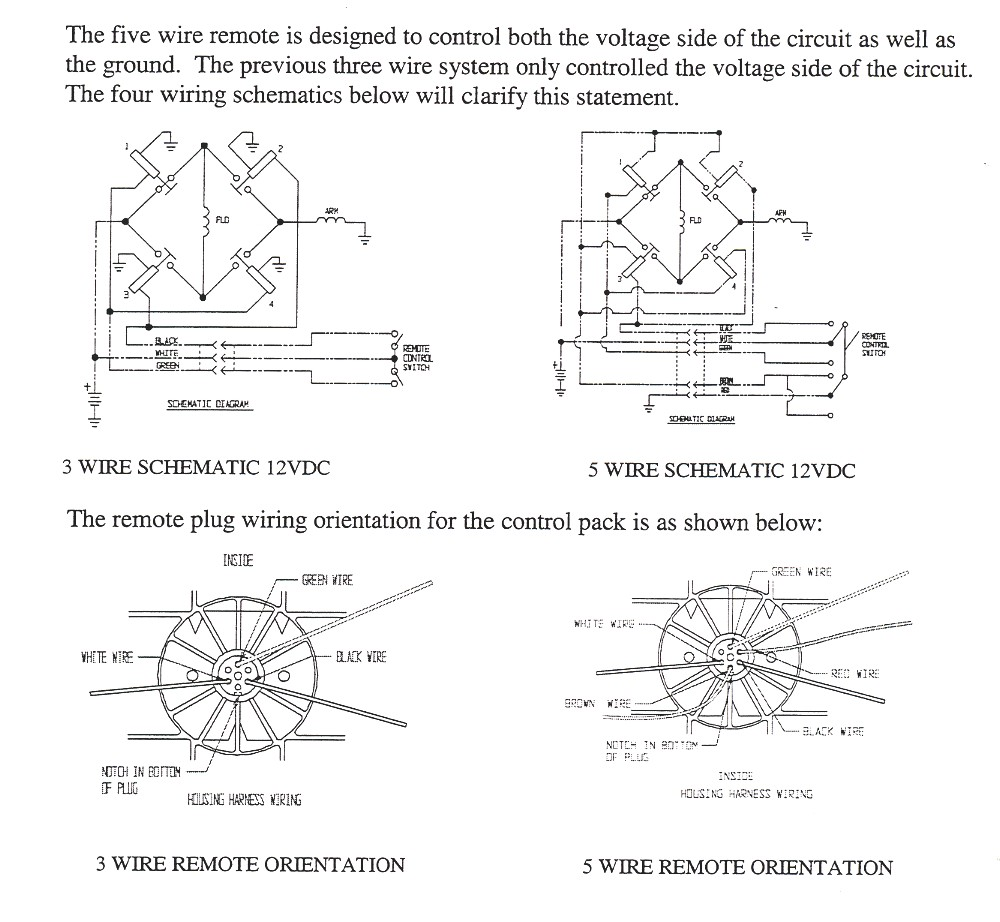 Warn M12000 Winch Remote Control Wiring Diagram. Warn Winch Solenoid on